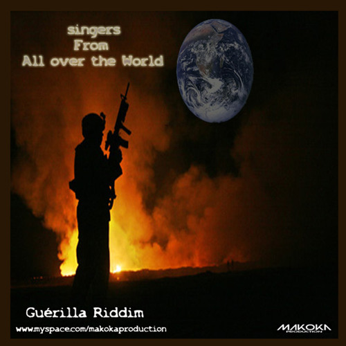 Guerilla Riddim 2008