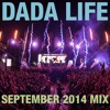 Dada Life - September 2014 Mix (Live From Electric Zoo 2014)