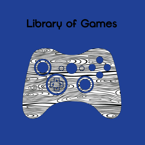 Library of Games Podcast Episode 4: Batman, Sweat and Love