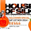 House of Silk (Part 7) - Promo Mix - By DJ S - Halloween Special @ Sat Nov 1st @ Scala Kings X