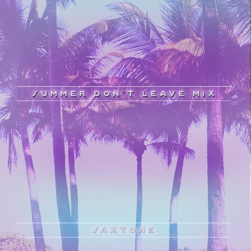 Summer Don't Leave Mix 2014