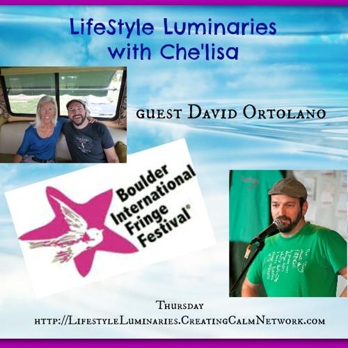 Podcast - Chelisa - David Ortolano