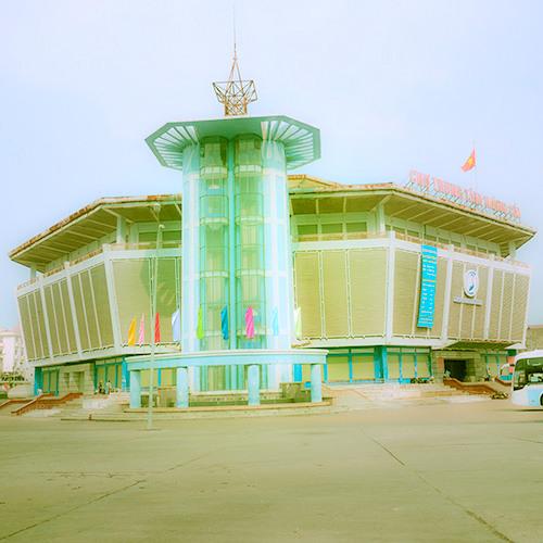 Afternoon Spaceport Hamac