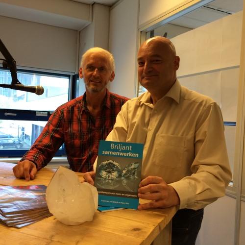 Frank-Jan van Deijck en Harry Vos over briljant samenwerken