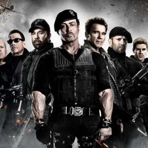 the expendables opening song
