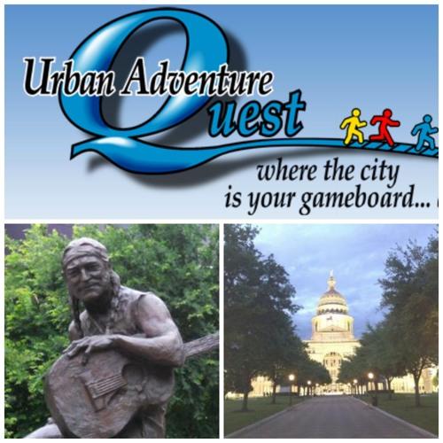 Adventure Quest - Around Town