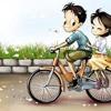 Xe Dap - Linh Be Ft Tuan 7 Ft Hong Anh Ft Trang Kun