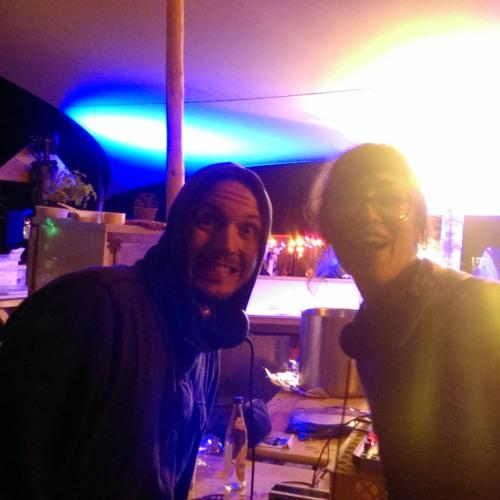 Bebetta & Bastian Kurzweil - Küchenset@Ploetzlich Am Meer Festival 2014