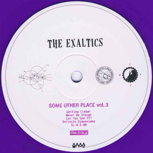 The Exaltics - Some Other Place vol. 3 - Clone Westcoast Series 08.3