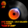 "André Vicenzzo & Carlos Gallardo, feat. Joe Bloom ""Flash of light"""