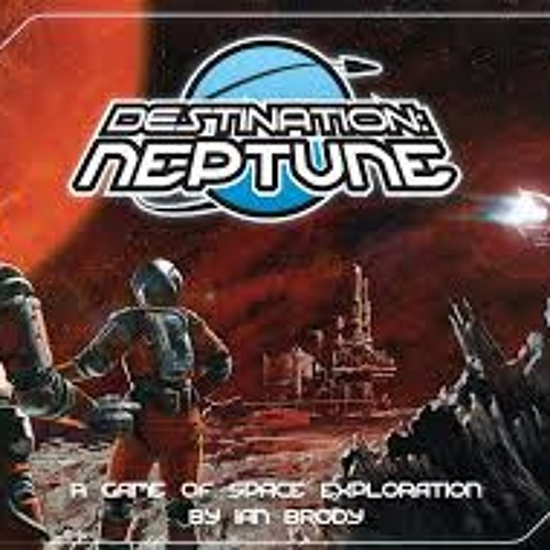 Board Game Review: Destination Neptune from Griggling Games