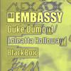 Won't Look Back (Duke Dumont) - vs - Ride On Time (Black Box) [[ DJ Embassy & Alexx Foxx Mashup ]]