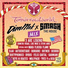 TomorrowWorld - Dim Mak x Smash The House DJ Mix by Garmiani