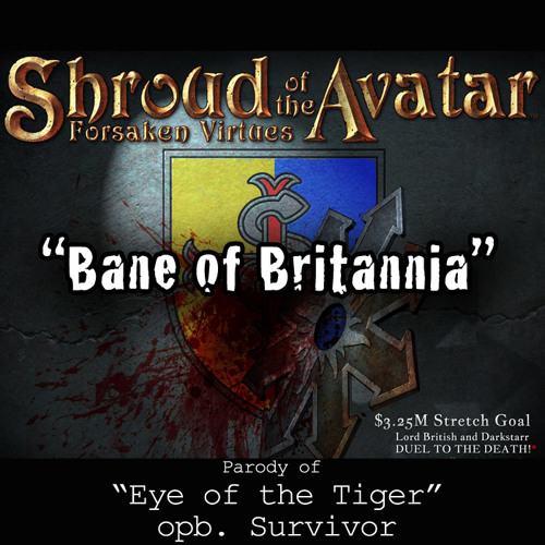 Bane Of Britannia (SotA Training Montage Song)
