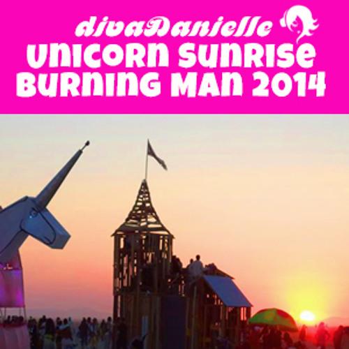 Unicorn Sunrise, Burning Man 2014