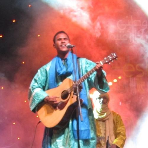 Amidinine - (Mon ami) par Mohamed Raykane du Groupe Toumast N'Ténéré