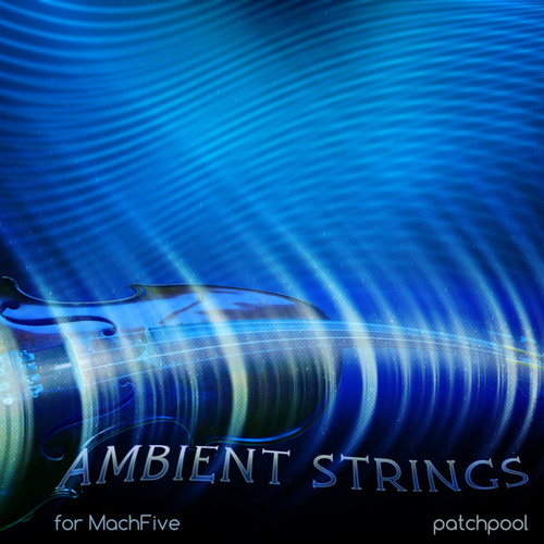 Ambient Cello Lamento - Demo Ambient Strings For MachFive