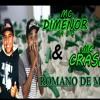 MC DIMENOR DA B.Q E MC CRASH - ROMANO DE MG (DJ NH E DJ DIEGO)