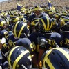 Michigan IMG (Jim Brandstatter) Michigan-Miami FB Highlights 9-13-14