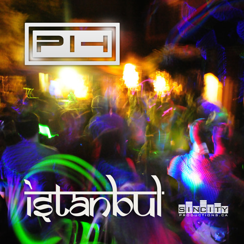PLH - Magic Spell Of Trance 007 - Live @ SinCity Istanbul (Sept 2014)