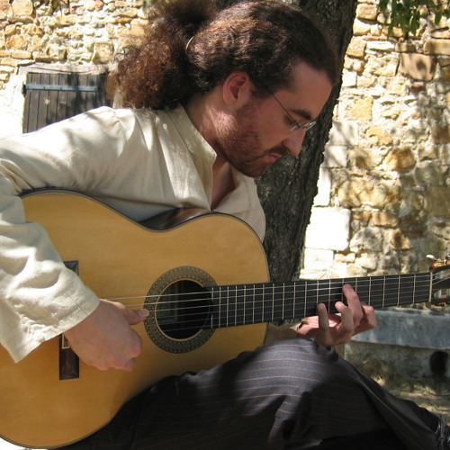 1st Prize Printemps de la Guitare 2002