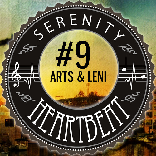 Serenity Heartbeat Podcast #9 Arts & Leni