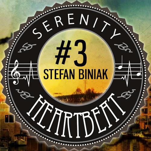 Serenity Heartbeat Podcast #3 Stefan Biniak