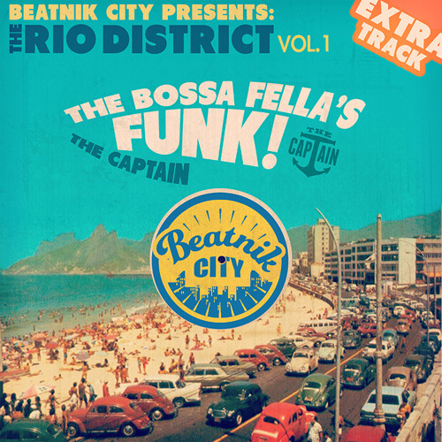 The Captain - The Bossa Fella's Funk