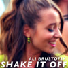Shake It Off - Taylor Swift - Cover By Ali Brustofski Portada del disco