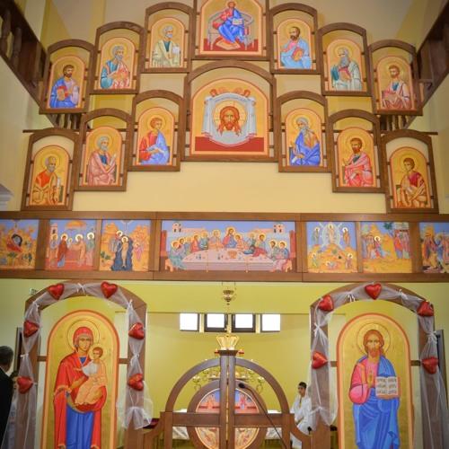 Evanjelium a kázeň v sobotu pred Povýšením