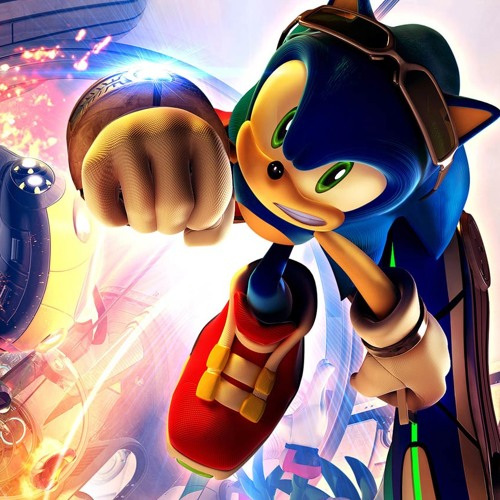 Catch Me If You Can Sonic Riders Zero Gravity Theme By Dj Sonic