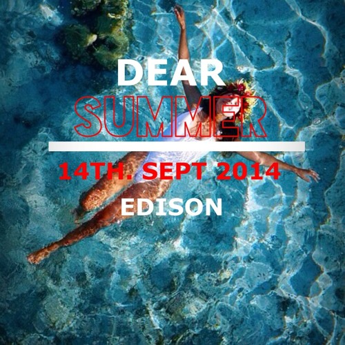 Dear Summer (Prod By MR. Nyce)