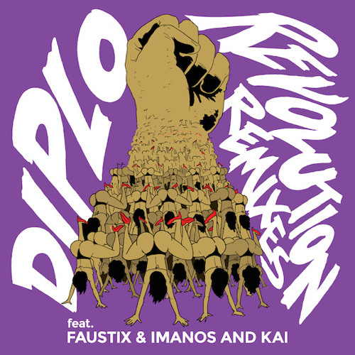 Diplo - Revolution (Maor Levi Remix)