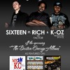 Cut From A Different Cloth - Sixteen Ft. Rich The Factor & K-OZ