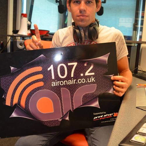 Carl Greenham interviews Joe Skipper the winner of  Challenge Weymouth 2014