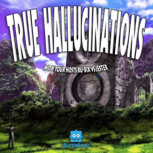 True Hallucinations 023 @ Dice Radio - Oct 2013 ~ Paul Cook (UK)