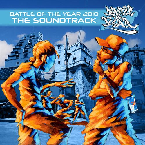 DJ PaBLo- One BBoy (Battle of The Year 2010)