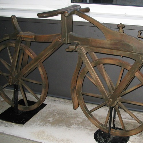 WHM: The Russians claim to have invented the bicycle