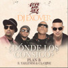 DONDE LOS CONSIGO PLAN - B DJ EXOVER(LOVE AND SEX)