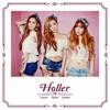 (SNSD) TTS - Holler (2nd Mini Album)