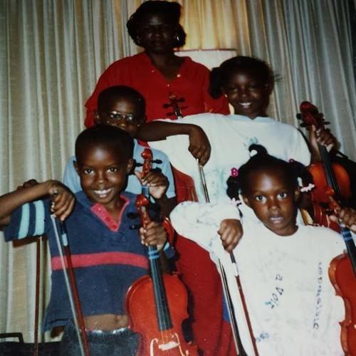 John Legend - All Of Me - Ashanti Floyd (Violin Cover)