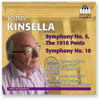 John Kinsella talks about his new CD release on the Toccata Classics label