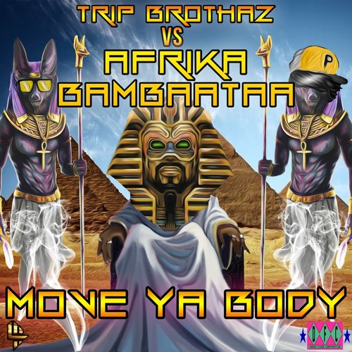 Trip Brothaz vs Afrika Bambaataa-Move Ya Body  - TB Original Radio Mix