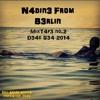 N4din3 From B3rlin - MixT4p3 No.2   D34D S34 2014 (3dit AssAf ArichA )אסף אריכא