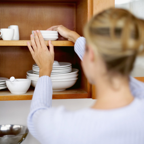 Clean your kitchen AND lose weight? Here's how