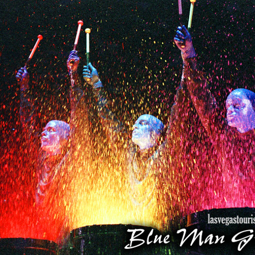 United Terminus Posilink for the Blue Man Group's Las Vegas Show