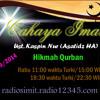 Cahaya Iman 17 Sept 2014 Hikmah Qurban