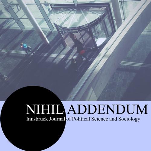 """uni konkret: Studijournale #1 - """"Nihil Addendum"""""""