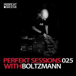 Perfekt Sessions Live 025 With Boltzmann