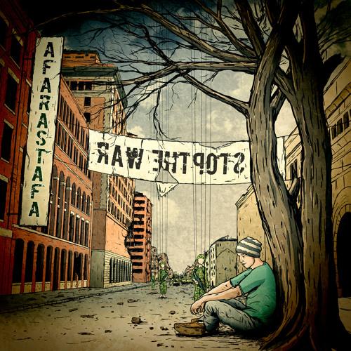 AfaRastaFa - CD Stop The War (Full Album)